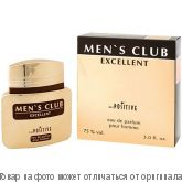 MEN`S CLUB EXELLENT.Туалетная вода 90мл (муж)_Pk, шт