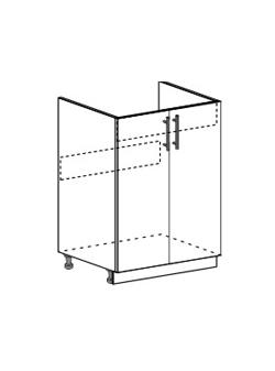 Шкаф для мойки Модена ШНМ 600