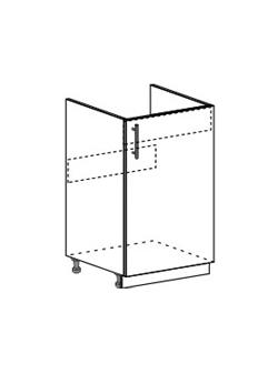 Шкаф для мойки Модена ШНМ 500