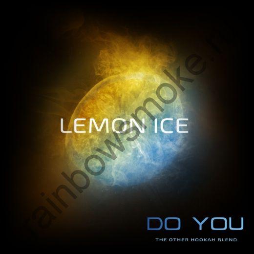 Do You 50 гр - Lemon Ice (Лимон Лед)
