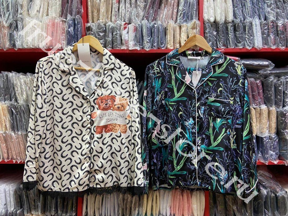 P_007  - цена за 3 штуки, Пижама двойка (M,L,XL)