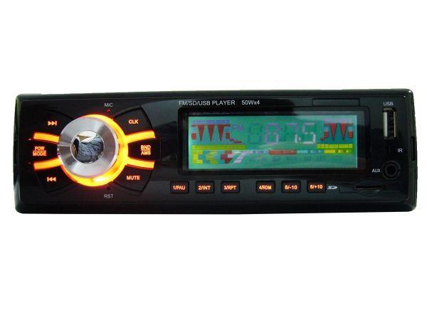 Автомагнитола MP3 Орбита CL-8087 (УЦЕНКА, ПОСЛЕ РЕМОНТА)