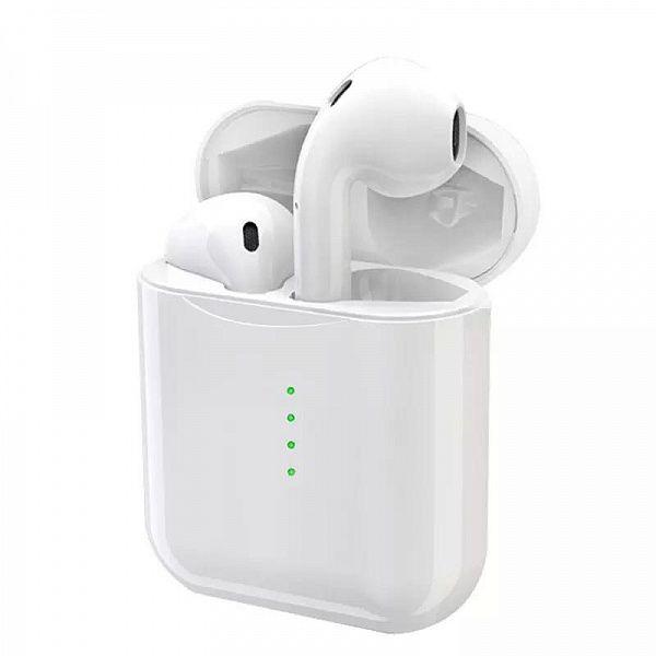 V8-TWS наушники - гарнитура (Bluetooth) (УЦЕНКА, ТОВАР ПОСЛЕ РЕМОНТА, ПОТЕРТОСТИ)