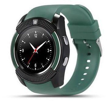 Smart часы Орбита WD-10 Зелёные (УЦЕНКА!!! ПОСЛЕ РЕМОНТА, ПОТЕРТАЯ КОРОБКА)