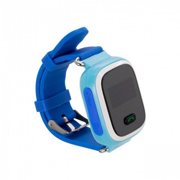 Smart часы детские с GPS GP-02 (зеленые) (УЦЕНКА ПОСЛЕ РЕМОНТА)
