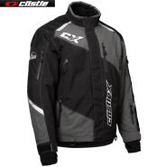 Куртка Castle X Thrust G2, Темно-серая с черным