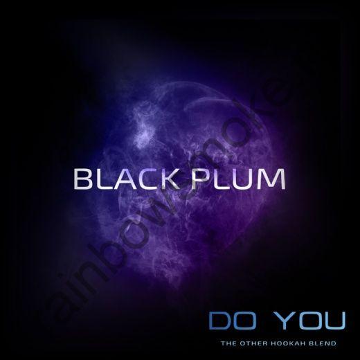Do You 50 гр - Black Plum (Черная Слива)