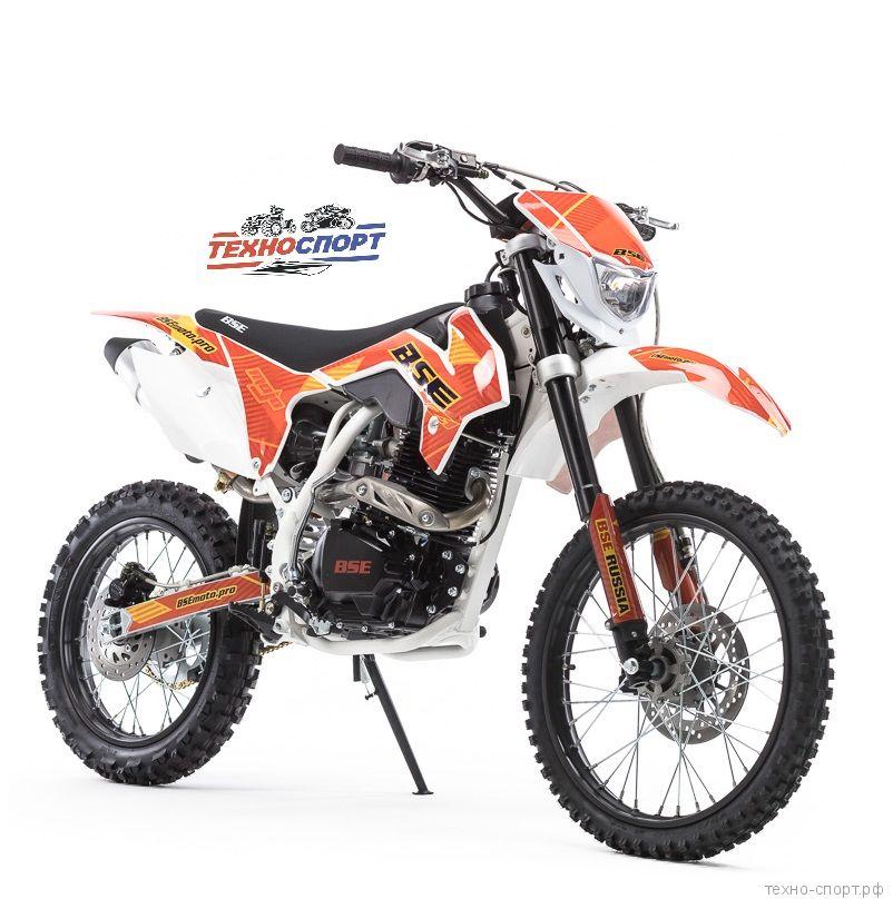 Мотоцикл BSE Z1