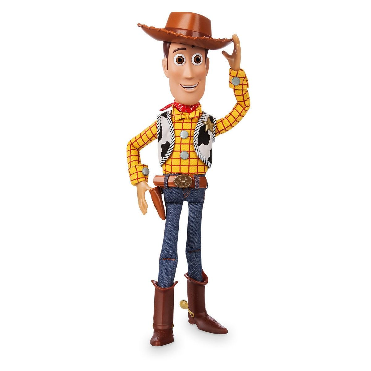 Кукла шериф Вуди Woody Дисней говорящий 40 см интерактивный