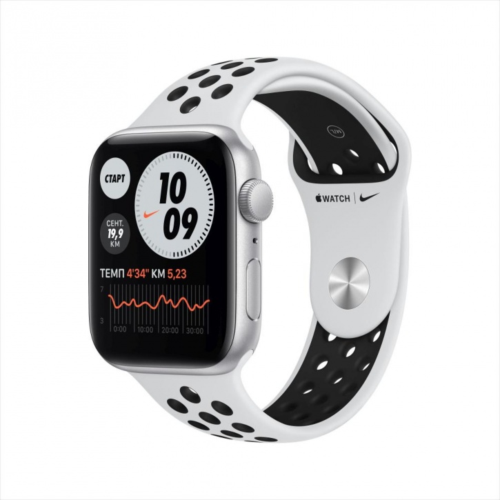 Apple Watch Nike Series 6 GPS 40mm Platinum/Black