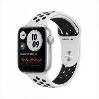 Apple Watch Nike Series 6 GPS 44mm Platinum/Black