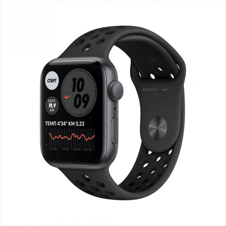 Apple Watch Nike SE GPS 40mm Anthracite/Black