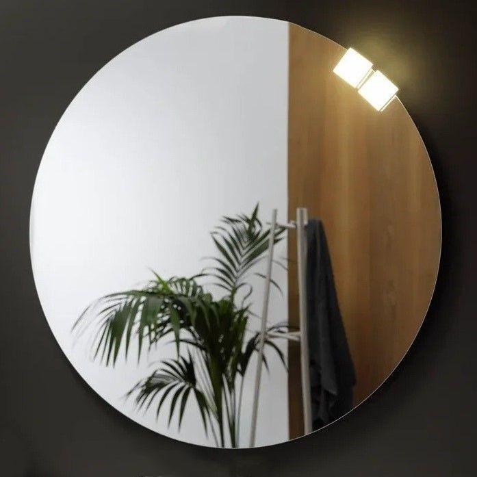 Зеркало Kolpa San PANDORA (Пандора) с подсветкой 80х80 ФОТО
