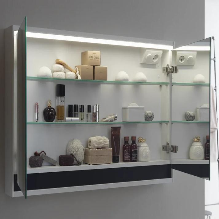 Шкаф-зеркало Kolpa San PANDORA (Пандора) с подсветкой 75х60 ФОТО