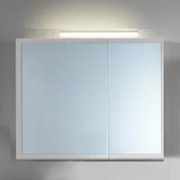 Шкаф-зеркало Kolpa San BLANCHE (Бланш) с подсветкой 70х70 ФОТО