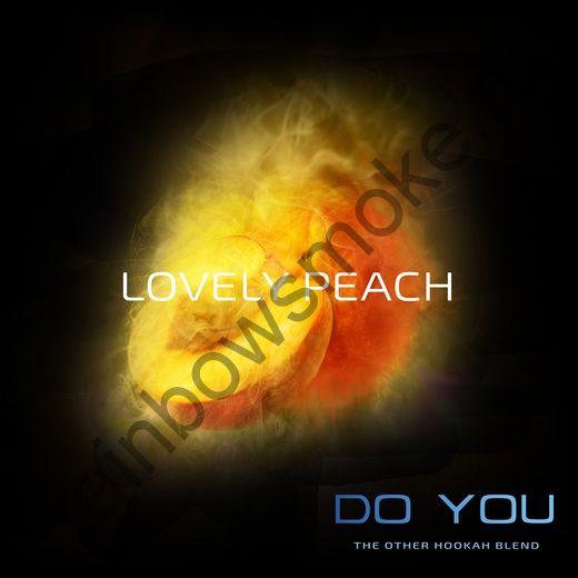 Do You 50 гр - Lovely Peach (Прекрасный Персик)