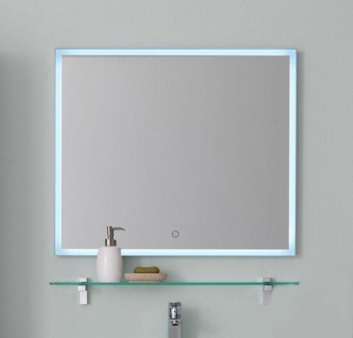 Зеркало Kolpa San ADELE (Адель) с подсветкой 80х70 ФОТО