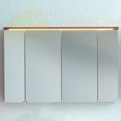 Зеркальный шкаф Kolpa San ADELE (Адель) со светодиодной подсветкой 110х71 ФОТО