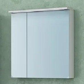 Зеркальный шкаф Kolpa San TARA (Тара) c подсветкой 70х72 ФОТО