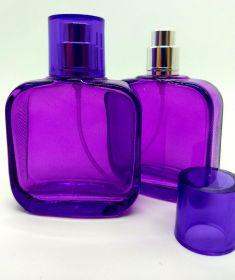Флакон для духов 50 мл Purple