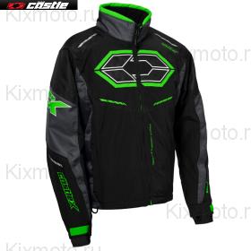 Куртка Castle X Blade G4, Чёрно-зелёная