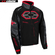 Куртка Castle X Blade G4, Чёрно-красная