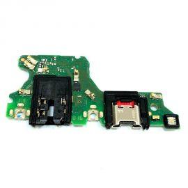 разъем аудио и зарядки, микрофон Huawei P40 lite e, e NFC