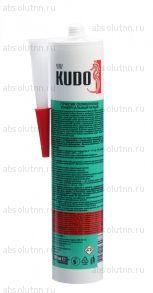 Герметик силиконовый KUDO универсальный белый 280 мл