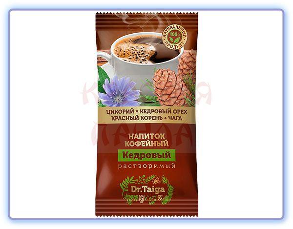 Напиток кофейный растворимый Кедровый TianDe