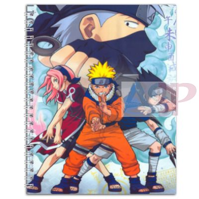 Тетрадь Naruto