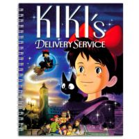 Тетрадь Kiki's Delivery Service