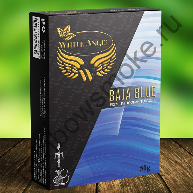 White Angel 50 гр - Baja Blue (Баджа Блю)
