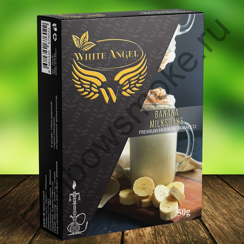 White Angel 50 гр - Banana Milkshake (Банана Милкшейк)