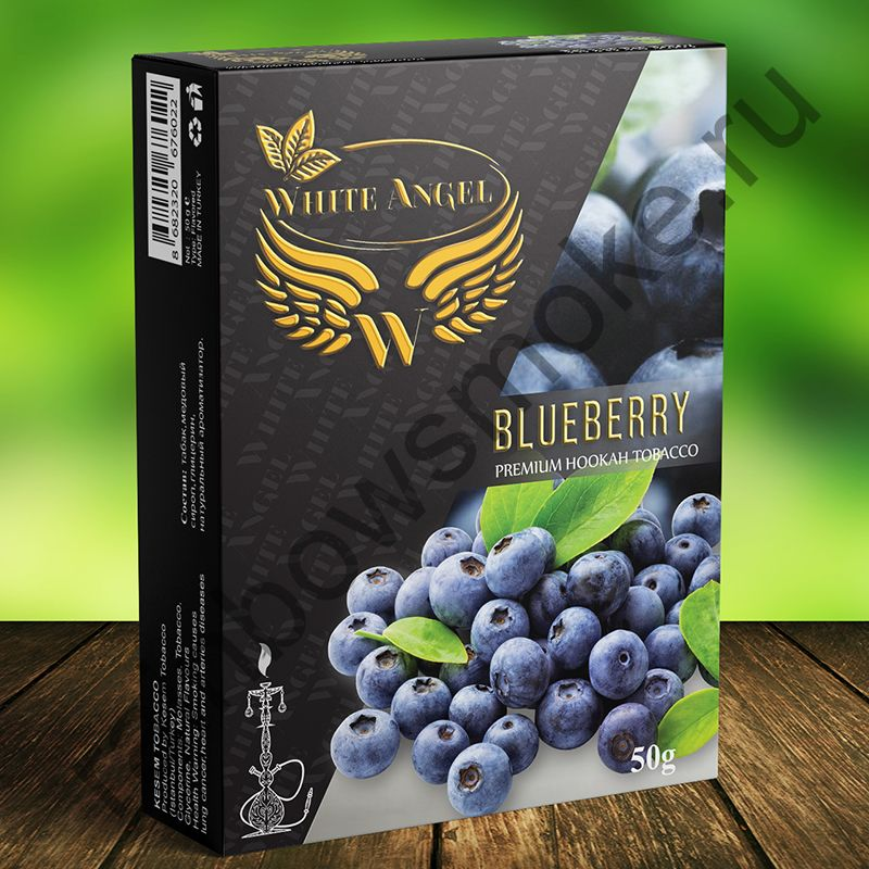 White Angel 50 гр - Blueberry (Черника)