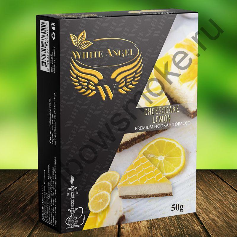 White Angel 50 гр - Cheesecake Lemon (Чизкейк Лимон)