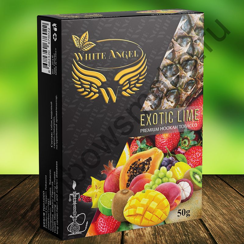 White Angel 50 гр - Exotic Lime (Экзотический Лайм)