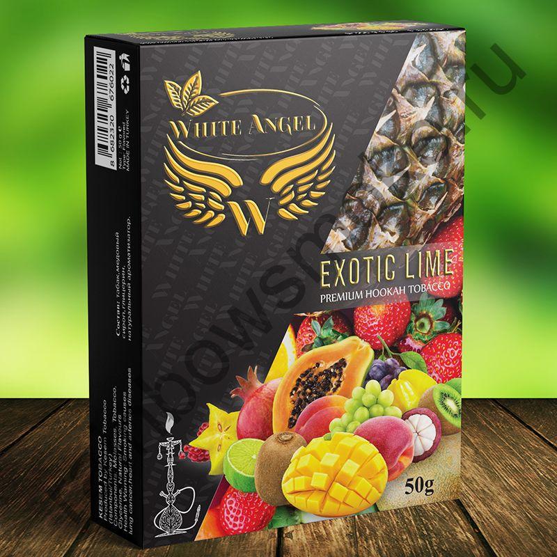 White Angel 50 гр - Exotic Lime (Экзотический Лайм)