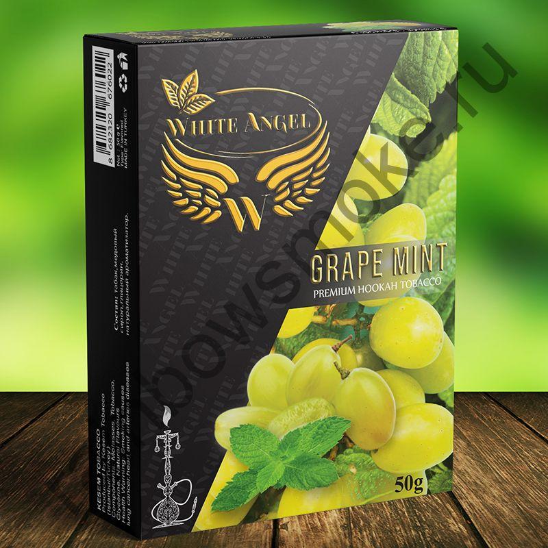 White Angel 50 гр - Grape Mint (Виноград Мята)