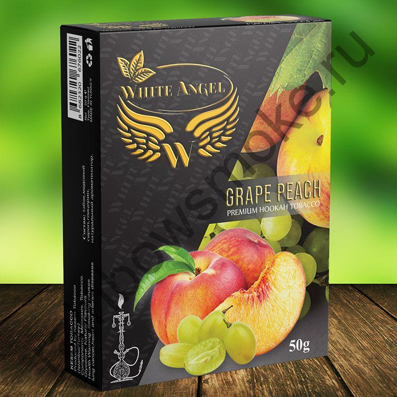 White Angel 50 гр - Grape Peach (Виноград Персик)
