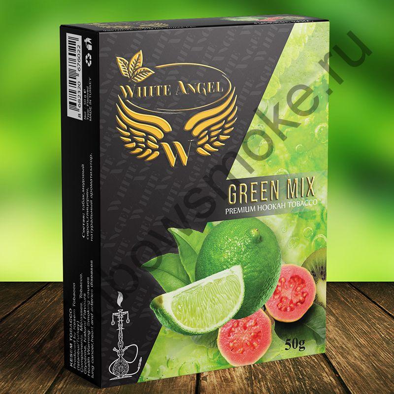 White Angel 50 гр - Green Mix (Зеленый Микс)