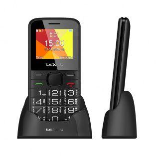 Мобильный телефон teXet TM-B201 цвет черный