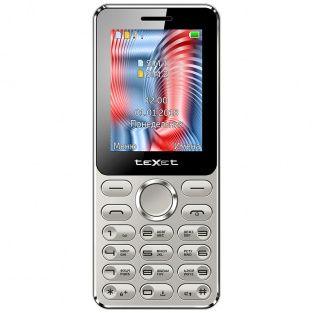 Мобильный телефон teXet TM-212 цвет серый