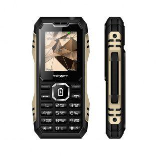 Мобильный телефон teXet TM-D429 цвет антрацит