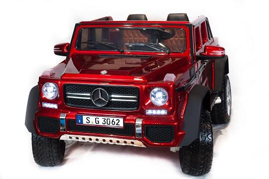Детский электромобиль Mercedes G650