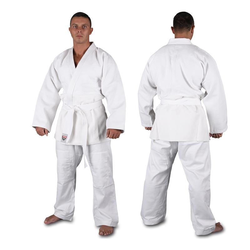 Кимоно для дзюдо RA-001 белое