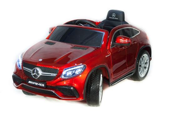 Детский электромобиль Mercedes GLE63 Coupe