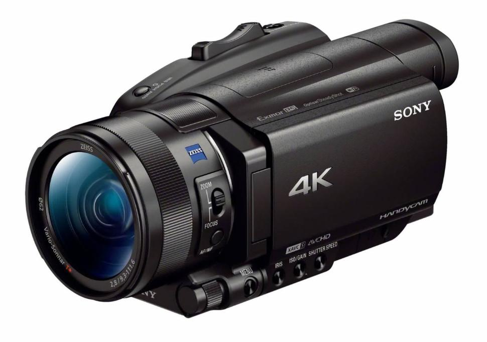 Видеокамера Sony FDR-AX700 ( РУСС МЕНЮ)
