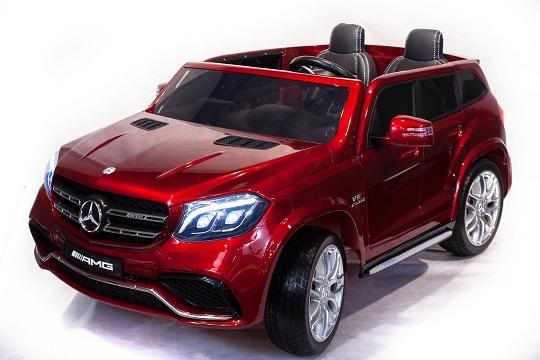 Детский электромобиль Mercedes GLS63 4x4