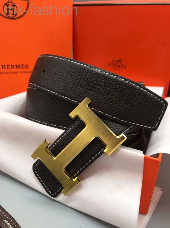 Hermes ремень 18221