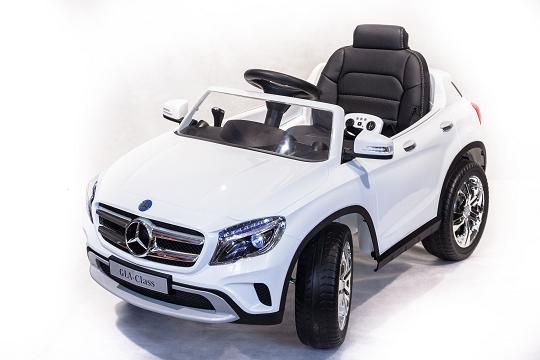 Детский электромобиль Mercedes GLA